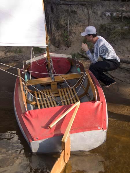 каркасная лодка ока купить