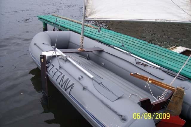 Лодка пвх с парусом своими руками 34