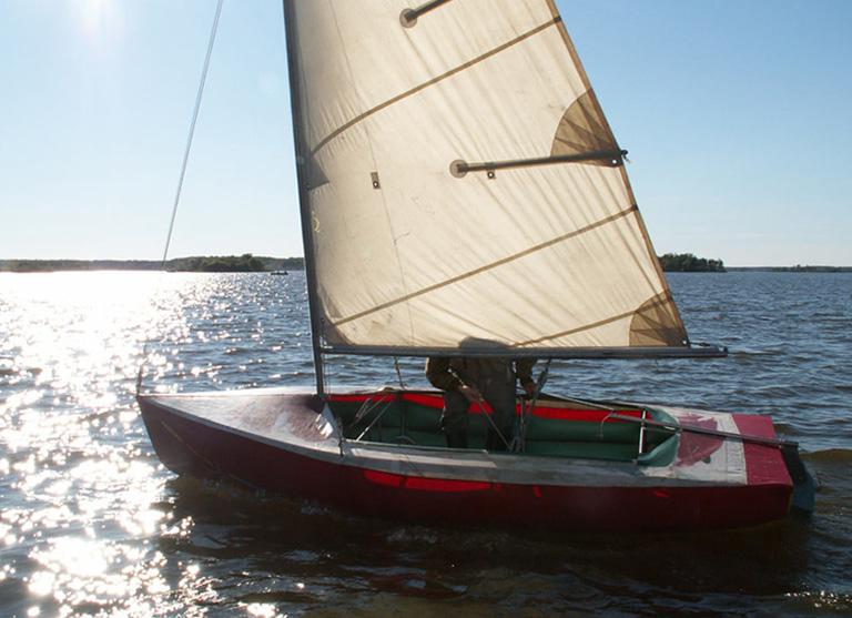 лодка mewa